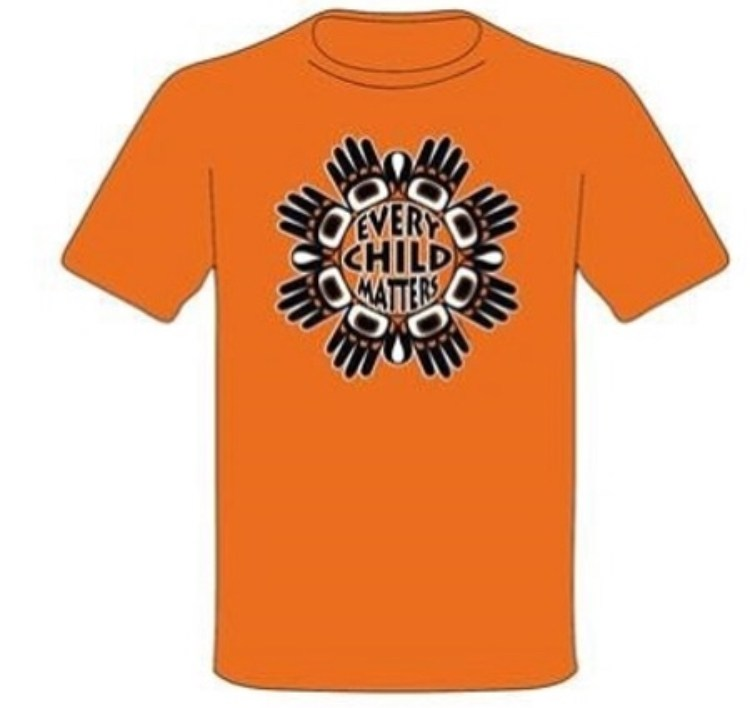 b29534e5 Orange Shirt Day is an opportunity for First Nations, local governments,  schools and communities to come together in the spirit of reconciliation  and hope ...