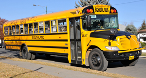 Yellow Bus Routes & Schedules