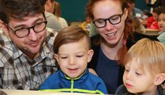Family Literacy – The Important Roles Families Play in Literacy Development