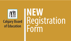 2020/2021 CBE Registration Form