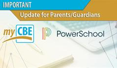Important MyCBE/PowerSchool Update for Parents/Guardians