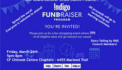 FUNdraiser (CHAPTERS CHINOOK)