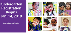 Kindergarten Registration Starts on January 14, 2019 at all CBE Schools