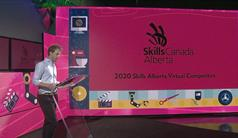 CBE Students Win 12 Medals at the Skills Alberta Virtual Competition