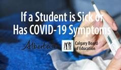 If a Student is Sick or has COVID-19 Symptoms | Updated Oct. 30